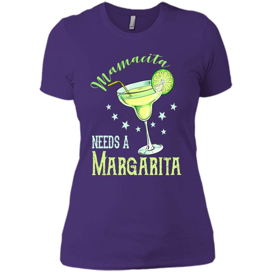 Download Cinco De Mayo Shirts Mamacita Needs A Margarita Women Tees ...