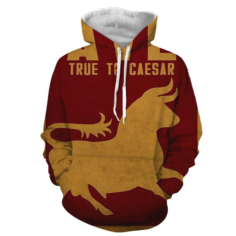 Fallout Caesar's Legion Poster Game Hoodie
