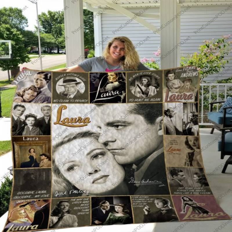 H – Laura Quilt Blanket