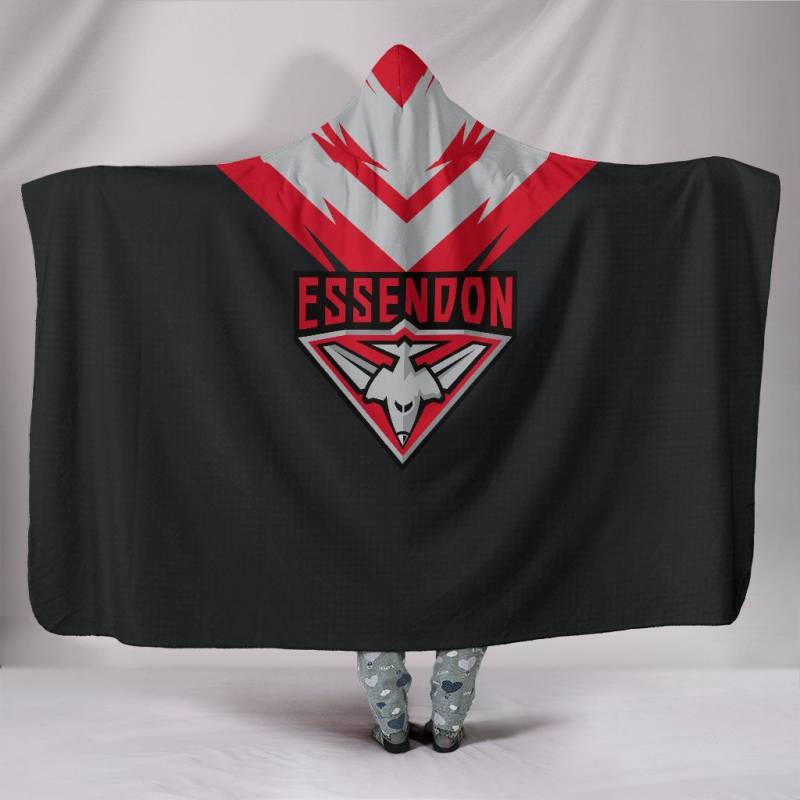 Essendon Football Club  Hooded Blankets A15