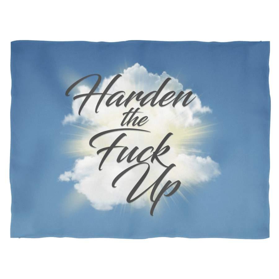HTFU Fleece Blanket