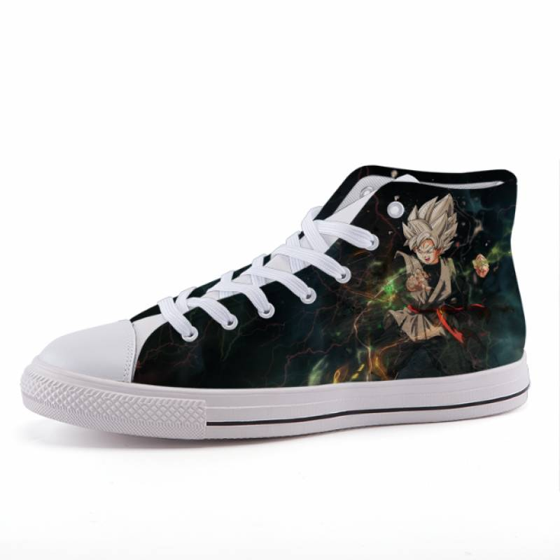 DBZ Goku Black Zamasu Dope Anime Style Sneaker Shoes