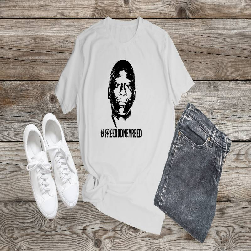 Free Rodney Freed Silhouette T Shirt Unisex Heavy Cotton Tee