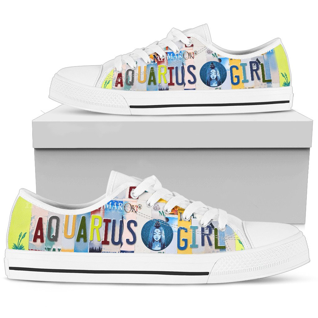 Aquarius Girl Low Top Shoes