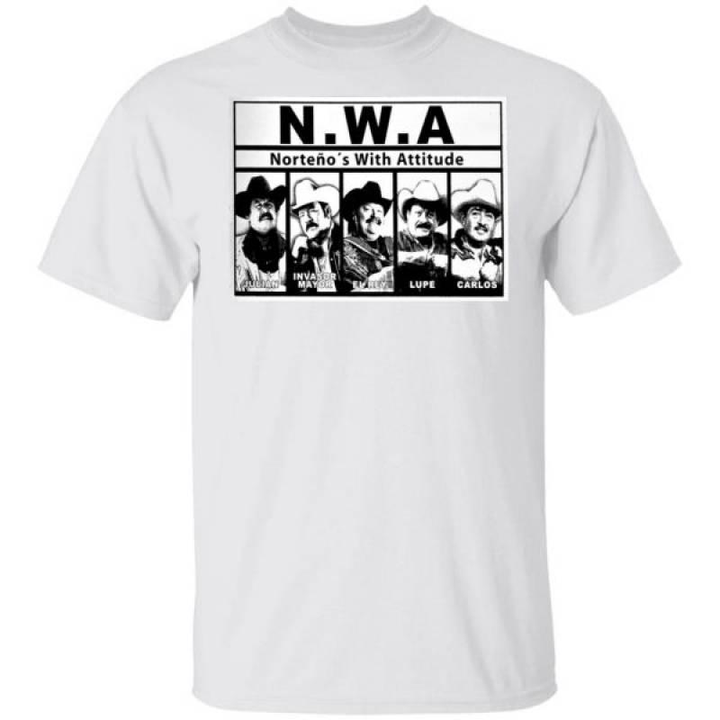 Norteños With Attitude Shirt