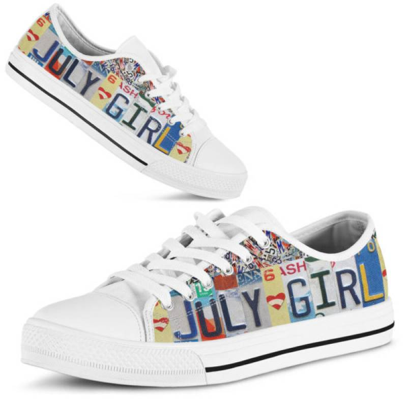 July girl low top shoes – Hothot 030720