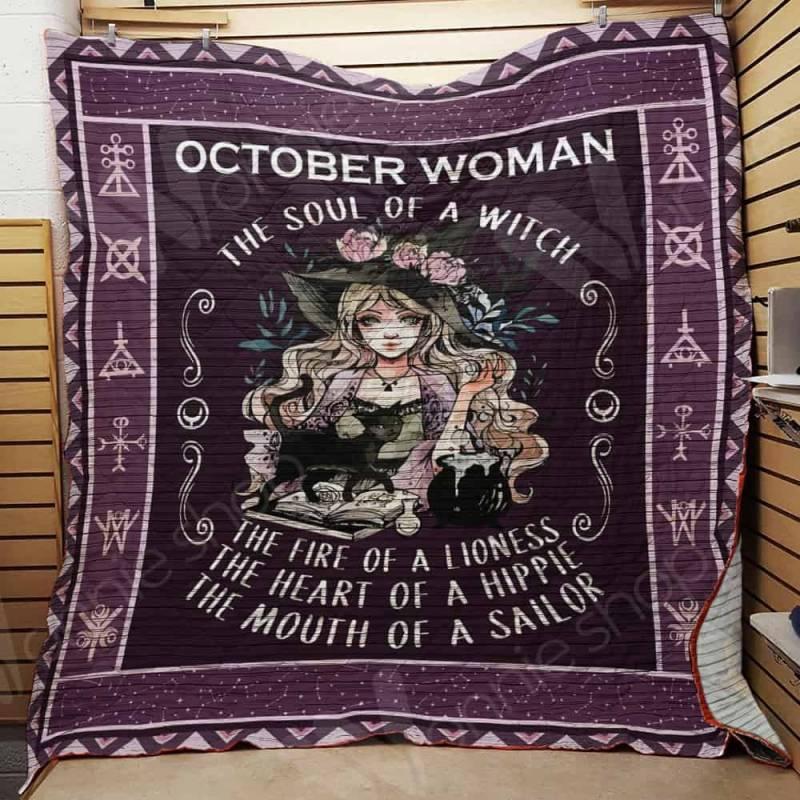 October Witch Blanket AU1002 90O47