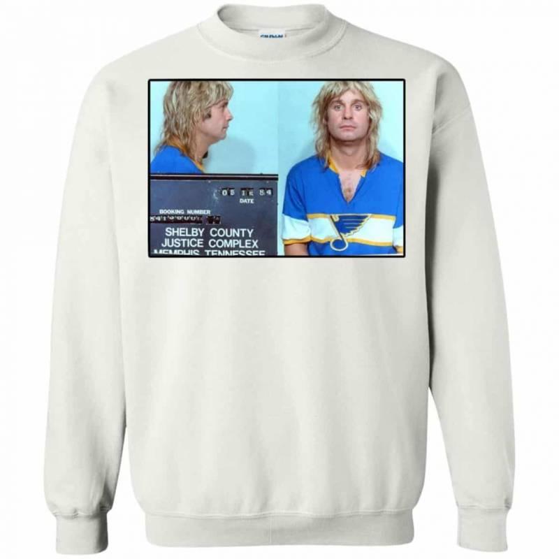 Ozzy Osbourne Mugshot Sweatshirt