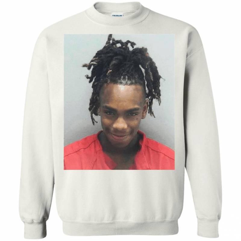 Ynw Melly Mugshot Sweatshirt