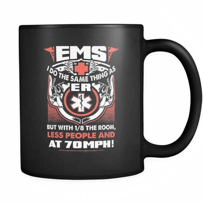 70 MPH - Luxury EMT Mug
