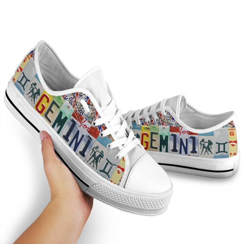 Gemini low top shoes – BBS