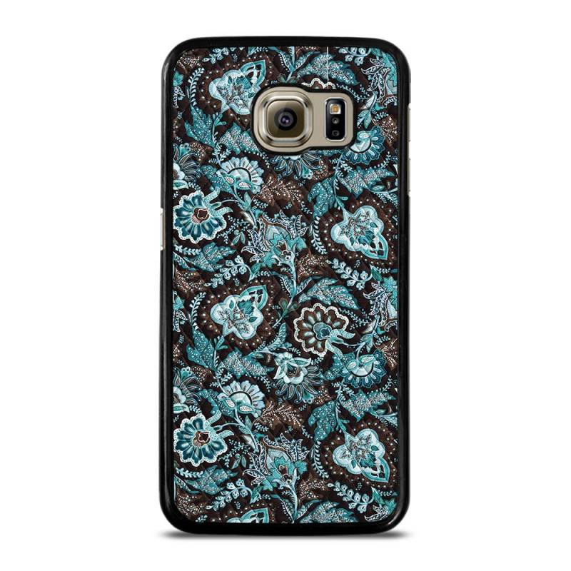 VERA BRADLEY JAVA BLUE Samsung Galaxy S6 Case