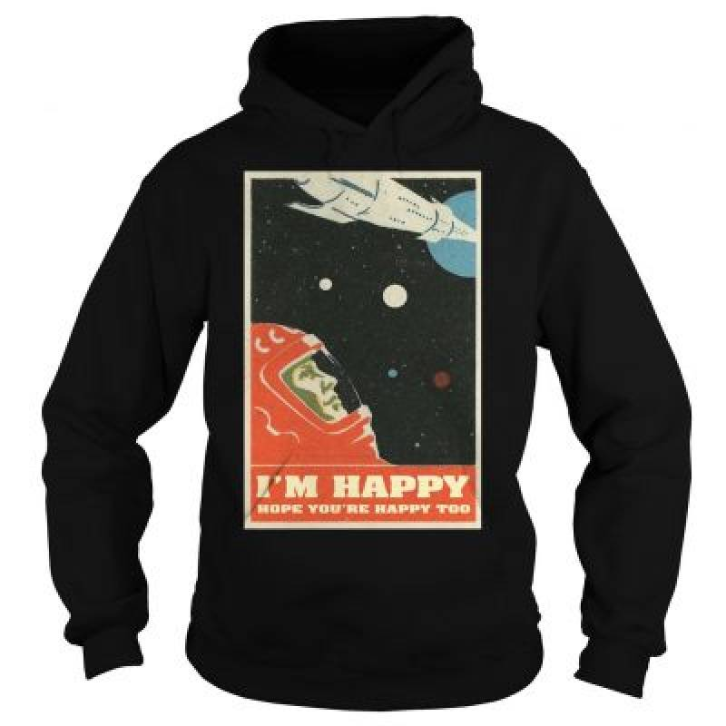 David Bowie Im happy hope youre happy too poster shirt Hoodie – (8% DISCOUNT)