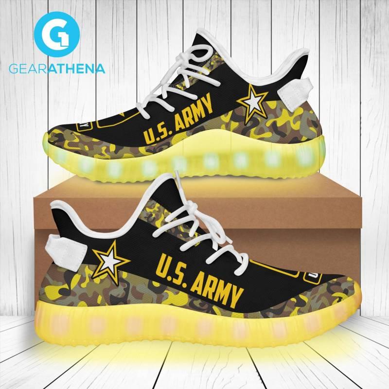 U.S Army-Led Shoes - NLLT0806GV3-Tads