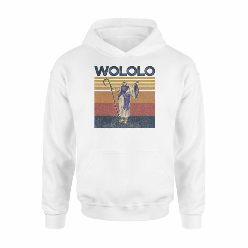 Age Of Empires Wololo - Standard Hoodie