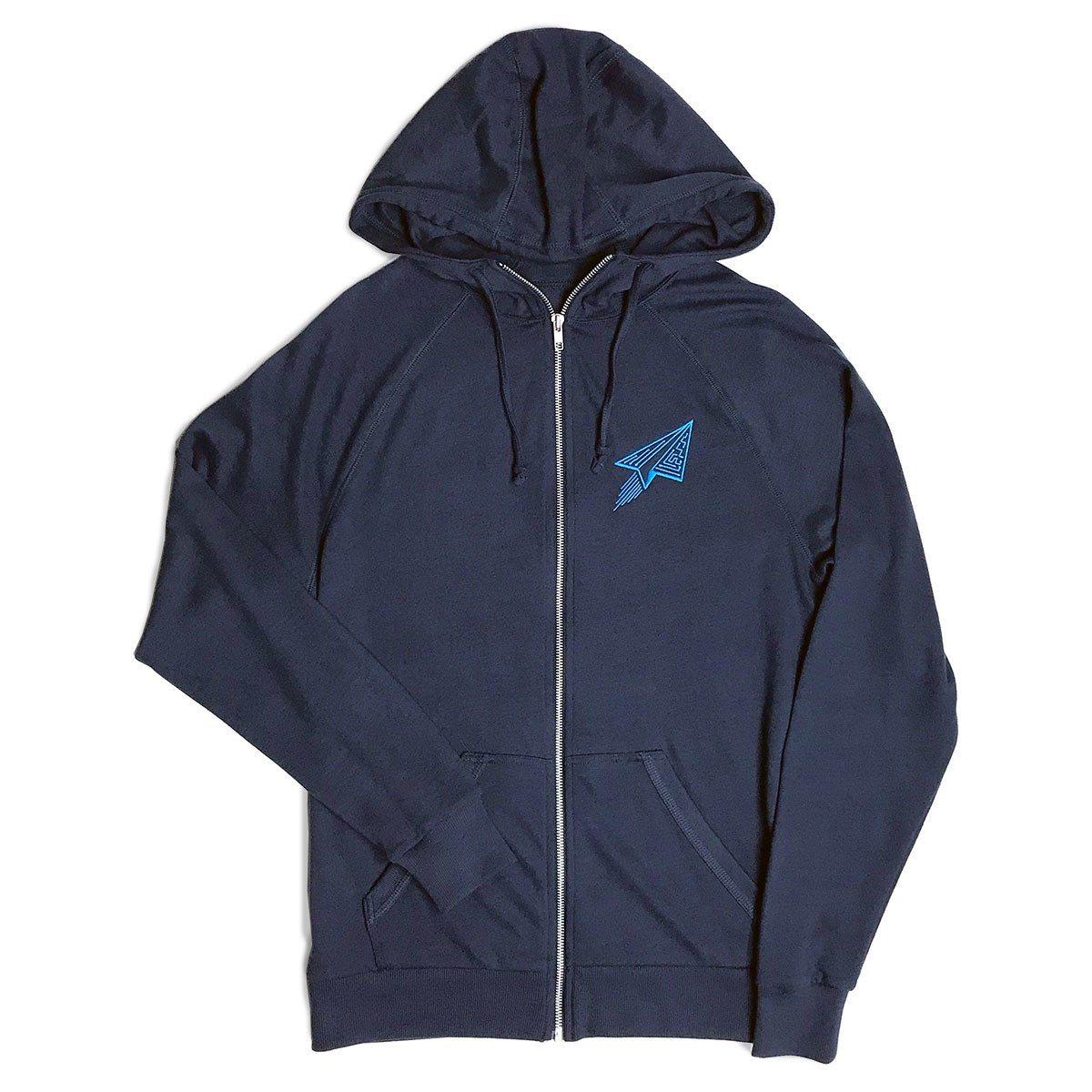 Ascend Hoodie (Navy Blue)