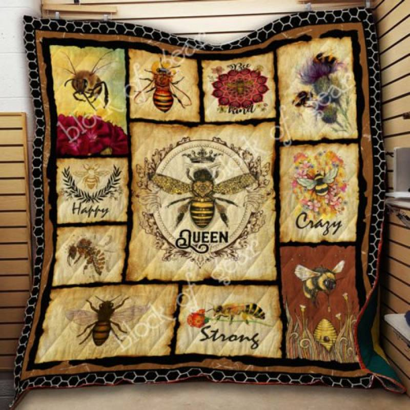 Bee Quilt TH680