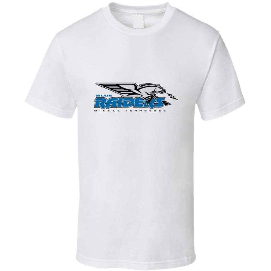 Middle Tennessee Blue Raiders Ncaa March Madness T Shirt