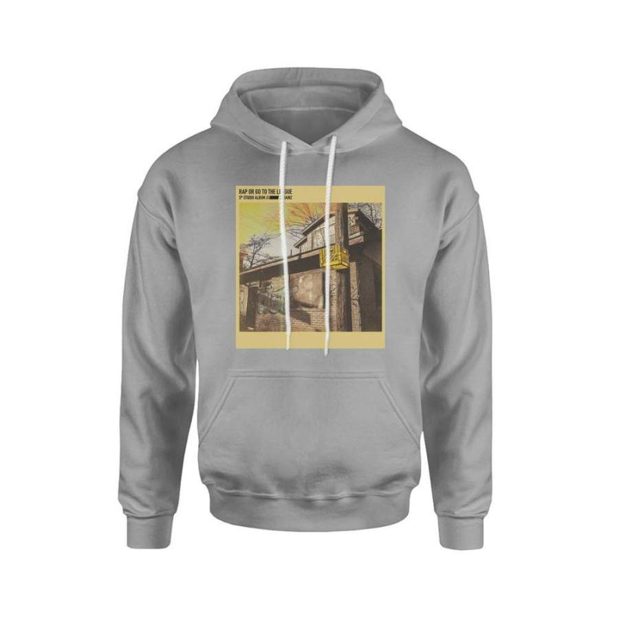 2 Chainz Rap or Go to The League Hoodie