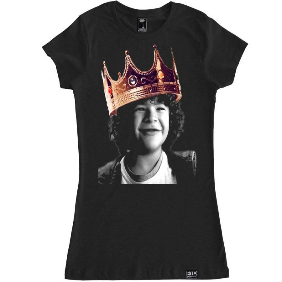 Women's KING DUSTIN T Shirt
