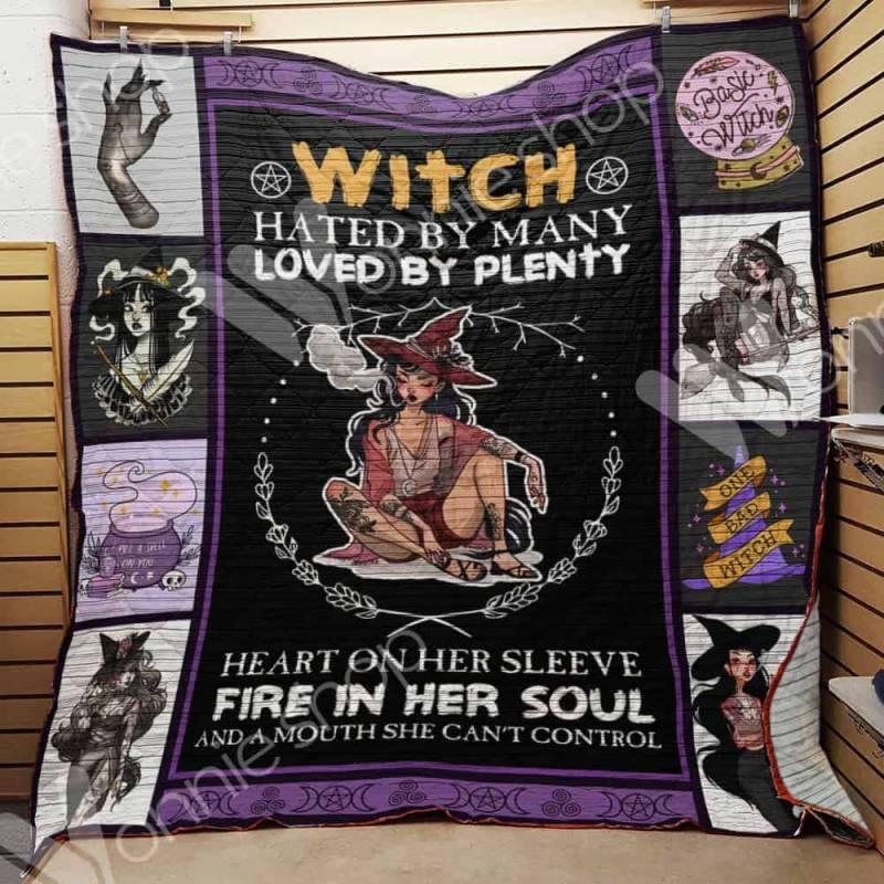 Witch Blanket AU0903 95O39