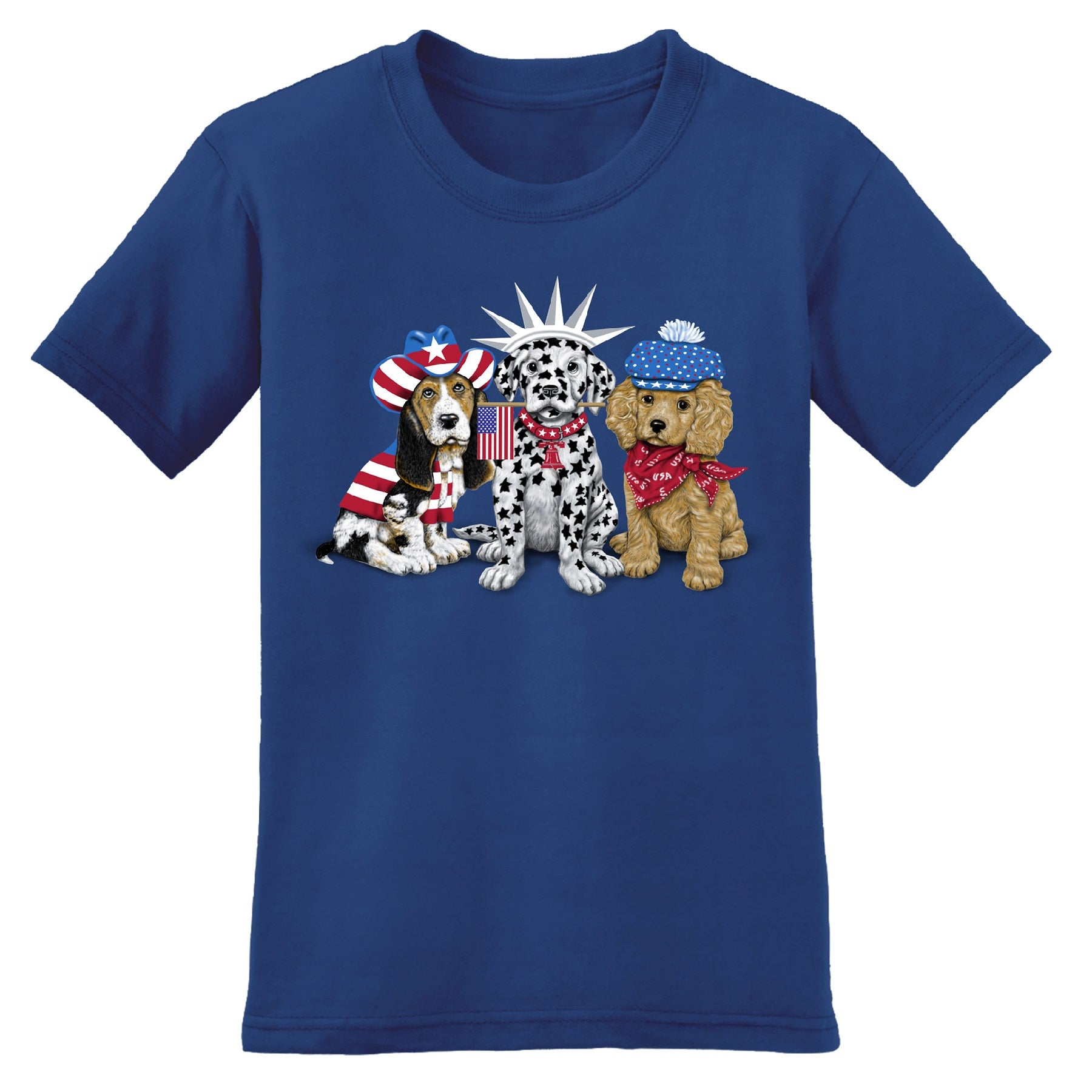 American Canines Women's T-Shirt
