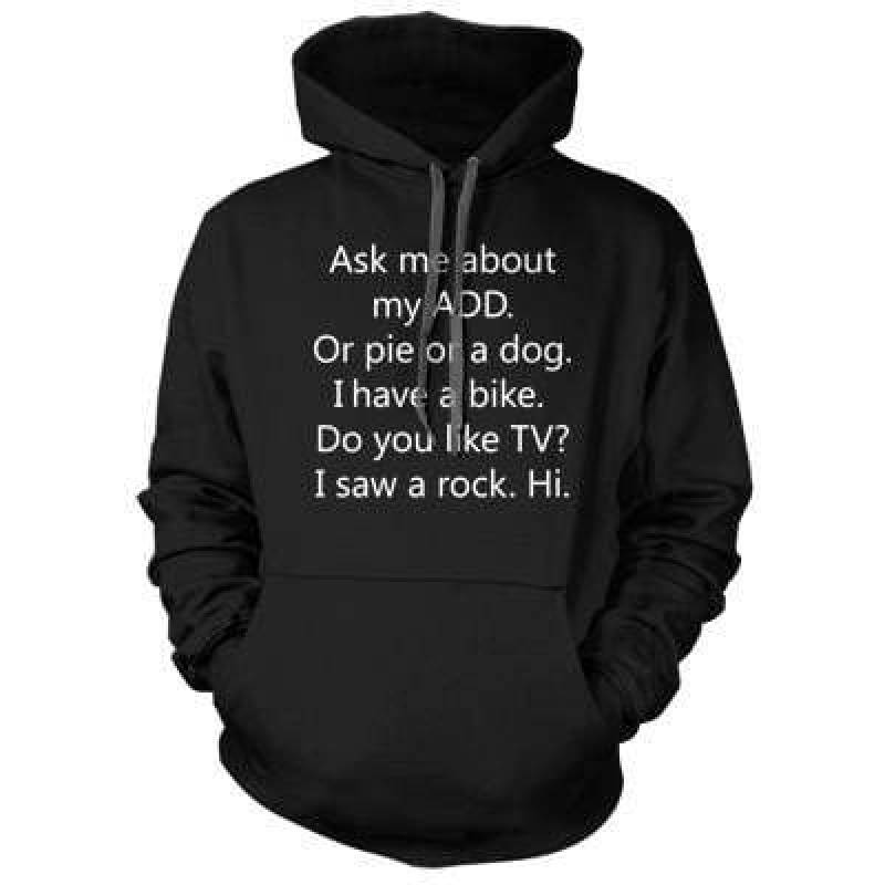 ADD Dog Hoodie