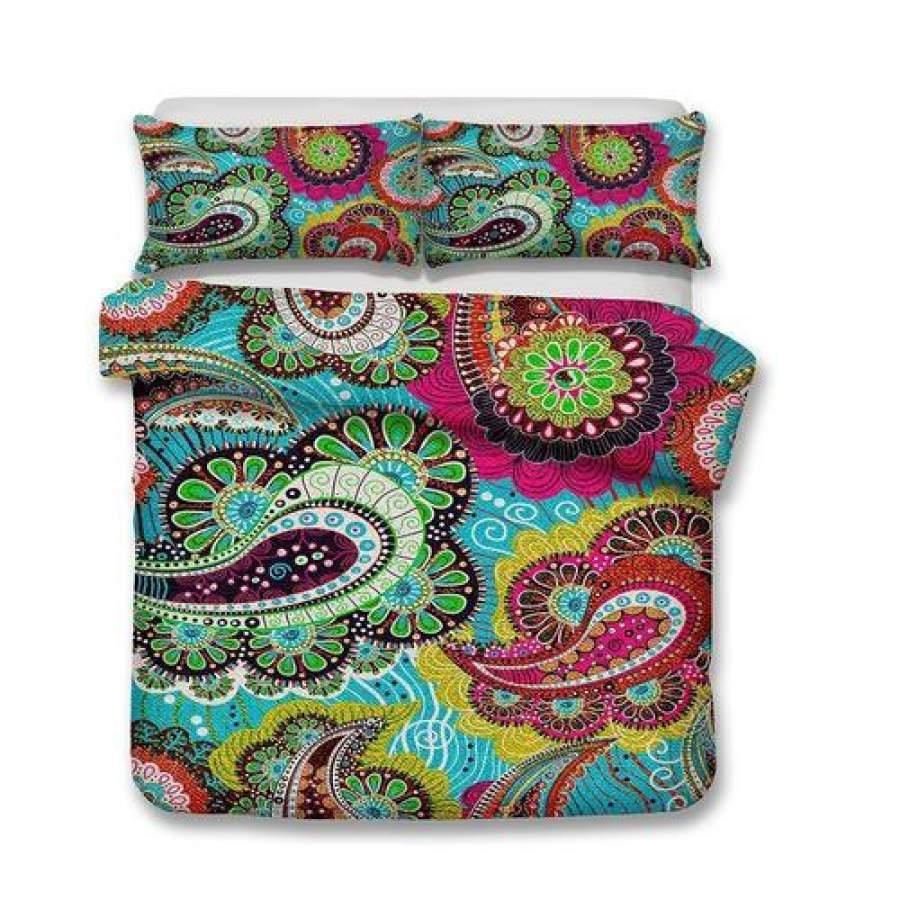 2018-2019 Theme Bedding Sets Bohemian Comforter Boho Bedspreads