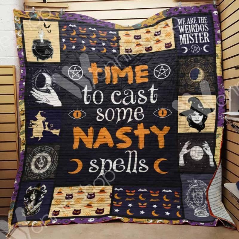 Witch Blanket AU1501 82O39