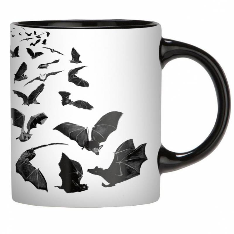 Flying Bats Mug QA290910