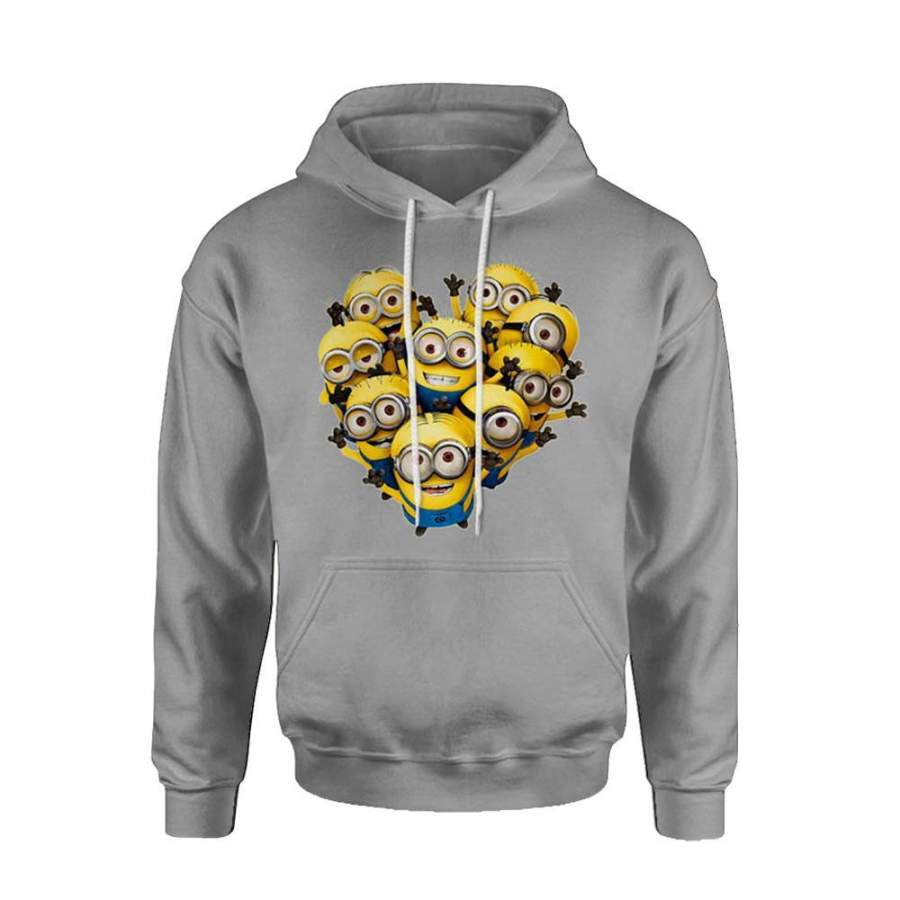 Despicable me Minions Poster Hoodie