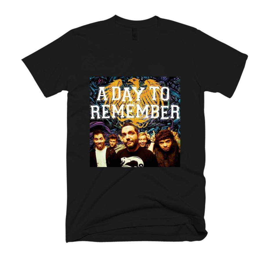 A Day To Remember Mural Poster Men's / Women's T Shirt