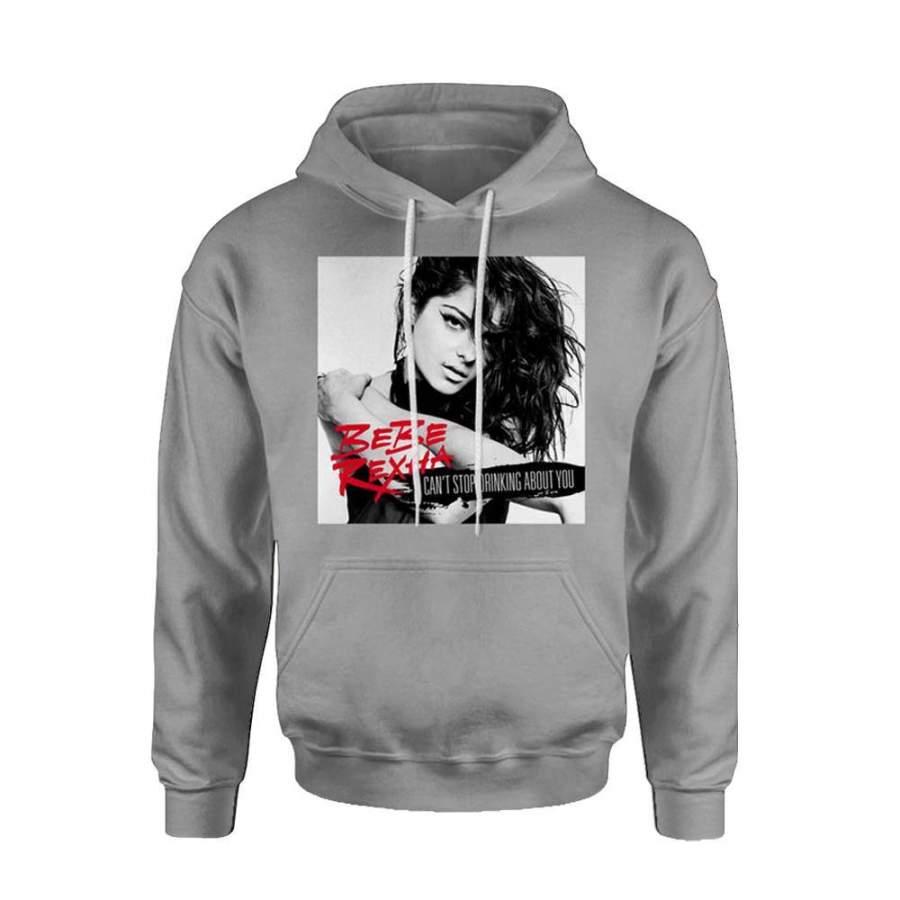 Bebe Rexha Poster Hoodie