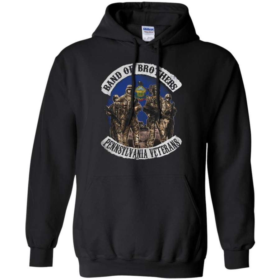 Band of brothers Pennsylyania Veterans Hoodie – Moano Store