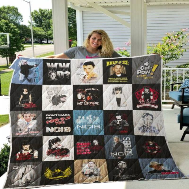 HomeSweetquilt, Ncis TShirt, All Size, Small, Medium, Large, X-large, hsq26226