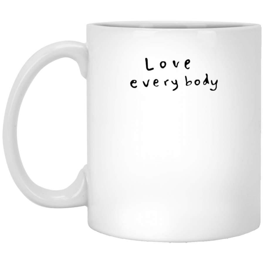 Dwyane Wade Love Everybody Mug