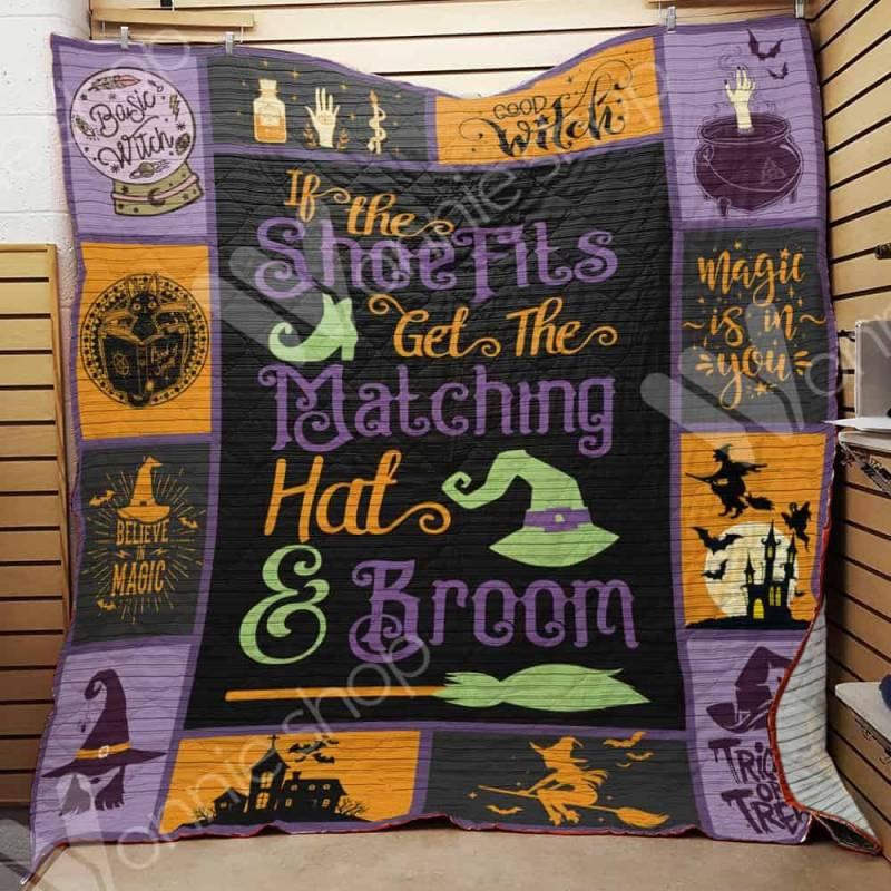 Witch Blanket AU1403 95O42