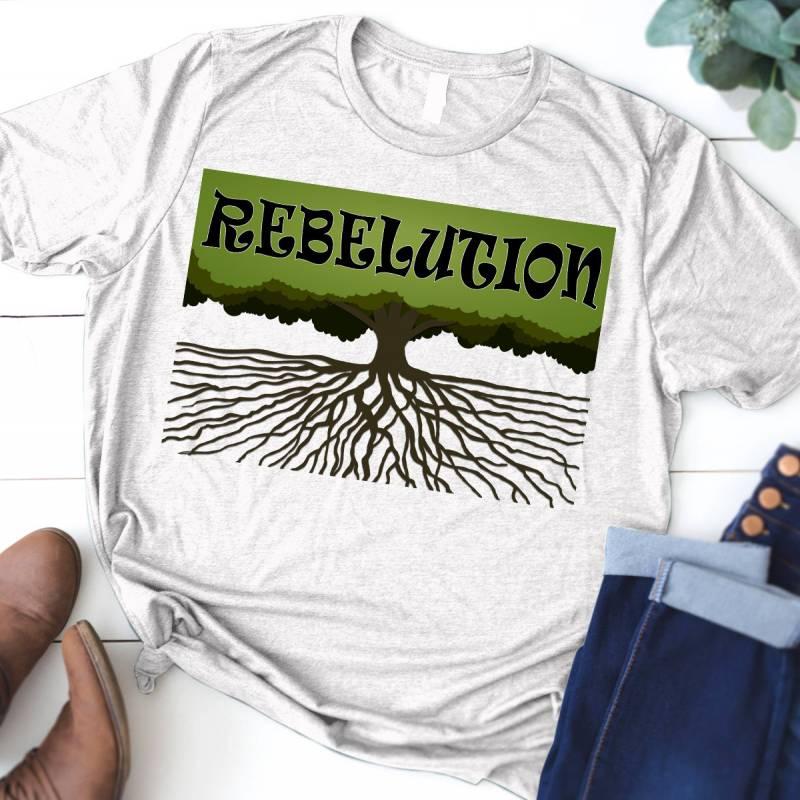 Rebelution shirt