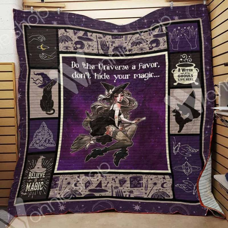 Witch Blanket AU1001 95O33