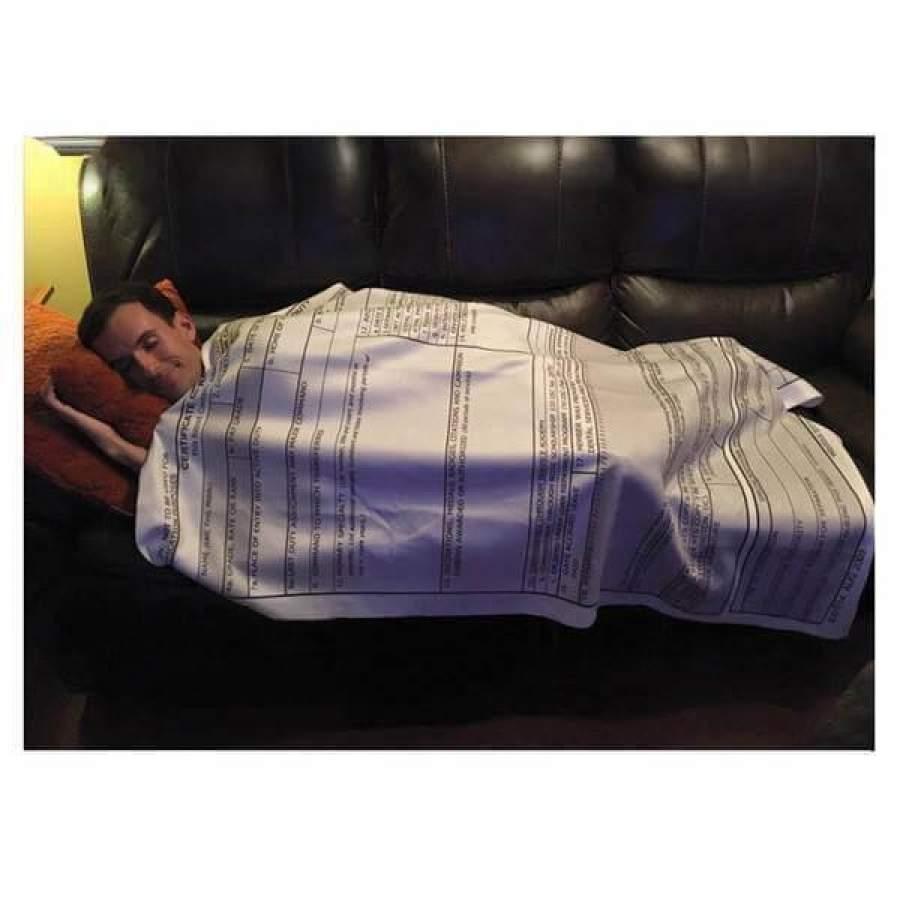 DD-214 ® Blanket